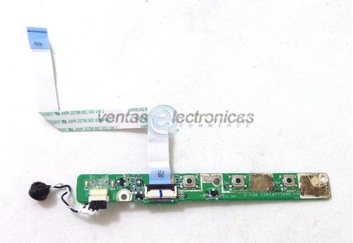 tarjeta de boton de encendido para lenovo u350 ipp5