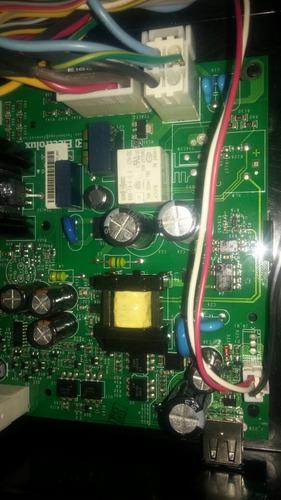 tarjeta de cocina de inducció  modelo electrolux y frigidair