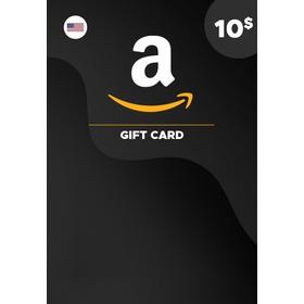 Tarjeta De Compra Amazon 10 U$s Estados Unidos Gift Cards