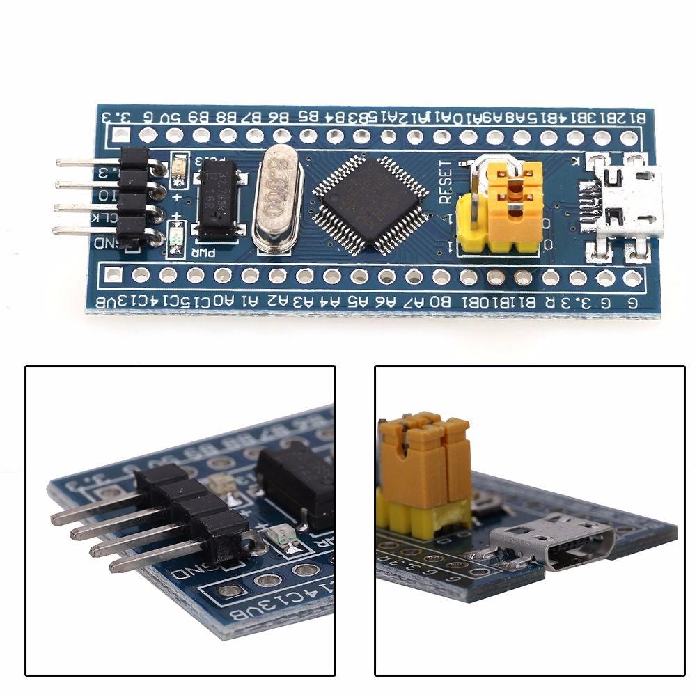 Tarjeta De Desarrollo Arm Stm32f103c8t6 Stm32 Arduino Ide