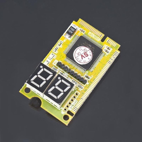 tarjeta de diagnostico post para laptop 2en1 mini pci -e