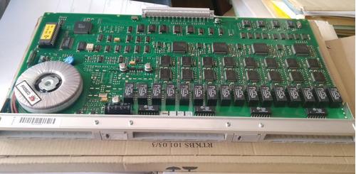 tarjeta de esxtension marca  ericsson mod  rof1575114/1 r6c