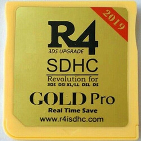 Tarjeta De Grabación R4 Sdhc Ds Para 3ds 2ds Dsi Xl