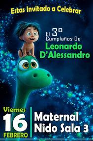 Animacion Dinosaurios Cumpleaños Invitaciones Disfraces Y