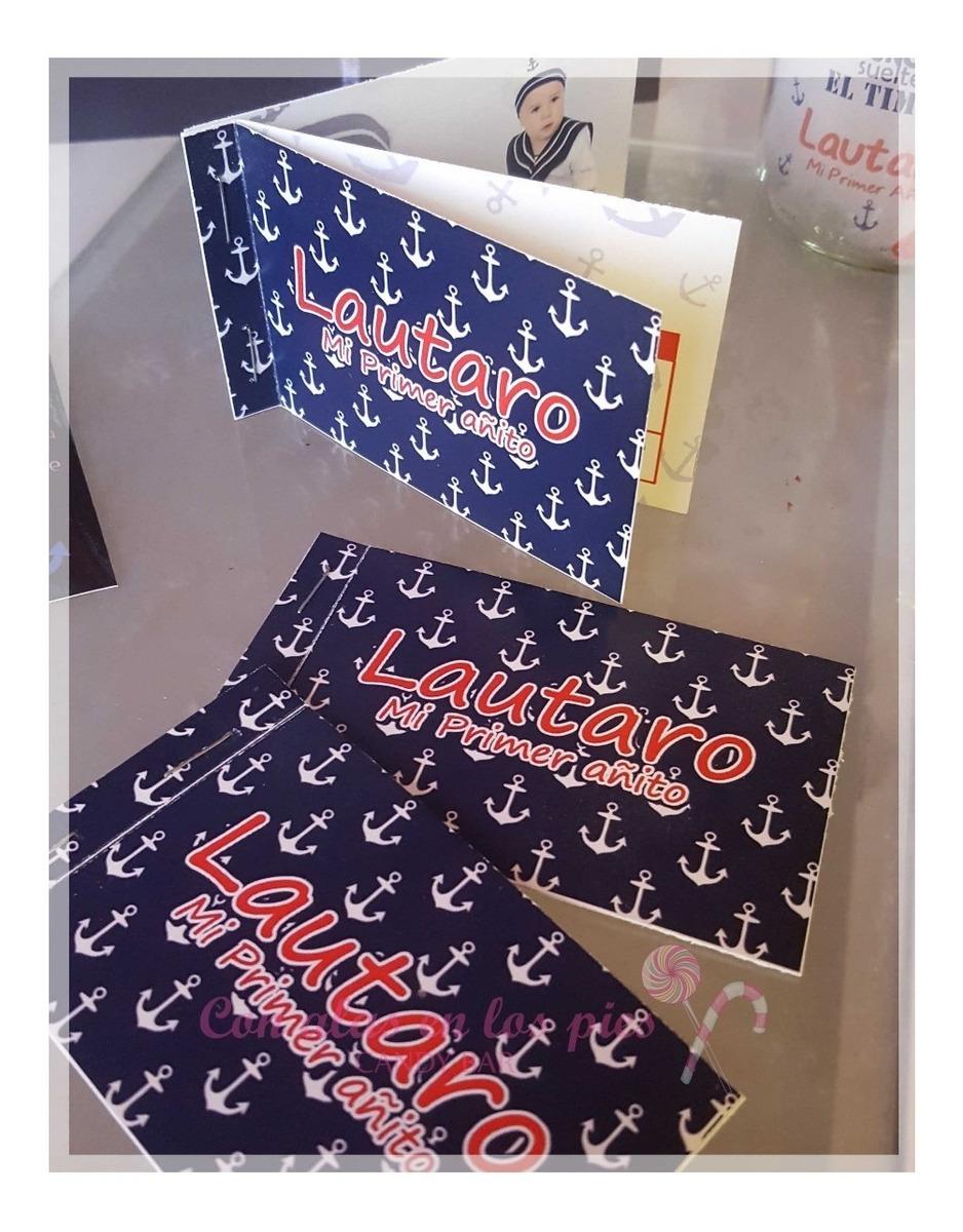 Tarjeta De Invitación X30u Tipo Libro Originales Cumpleaños