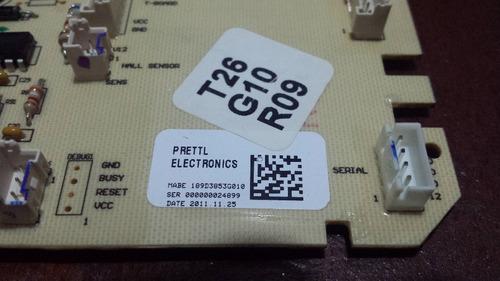 tarjeta de lavadora mabe ge original t26g10r09