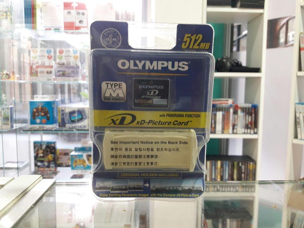 512MB Olympus XD TIPO M