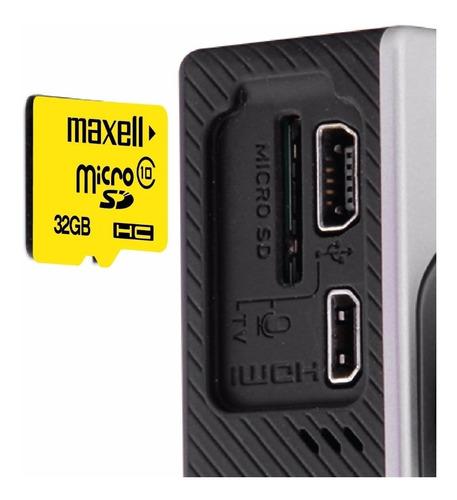 tarjeta de memoria micro sd 32gb maxell clase 10 /3gmarket