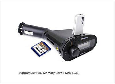 tarjeta de memoria usb cargador de coche para transmisor fm
