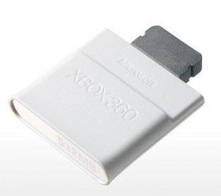 tarjetas de memoria xbox 360