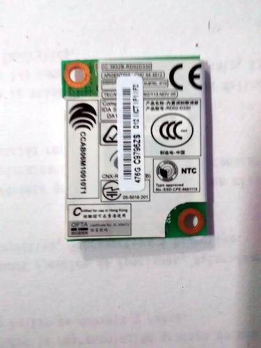 tarjeta de modem laptop acer aspire 5536 5333 rd02-d330
