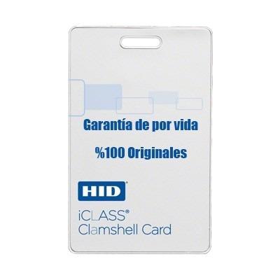 tarjeta de proximidad hid iclass clamshell 2080 originales