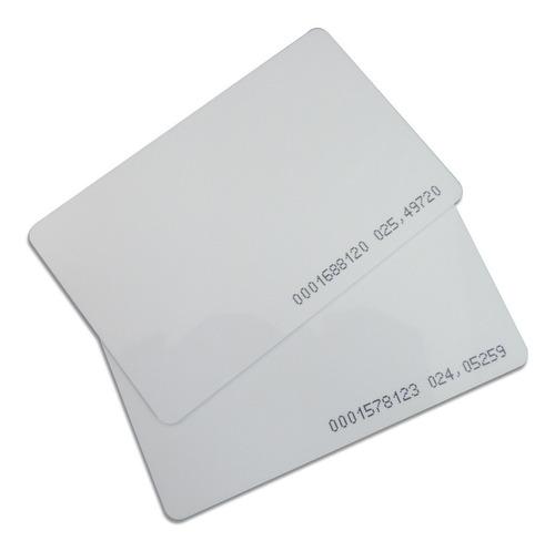 tarjeta de proximidad rfid em card id card - 12 cuotas