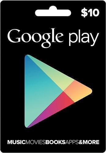 tarjeta de recarga $10 usd para google play store- free fire