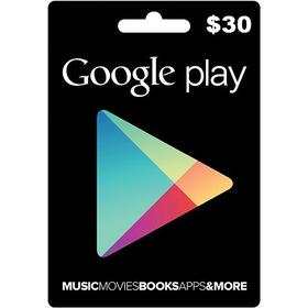 Tarjeta De Recarga 30 Usd Para Google Play Store - Free Fire
