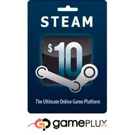 Tarjeta De Recarga Para Steam $10 $20 $50 - Juegos De Pc