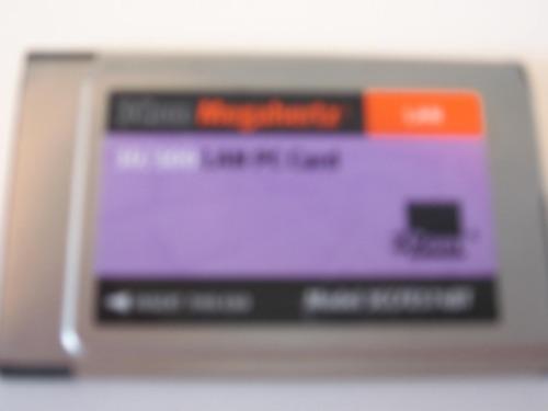 tarjeta de red 3com lan modelo 3ccfe574bt