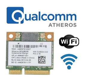 QUALCOMM ATHEROS QCWB335 WIRELESS DRIVER