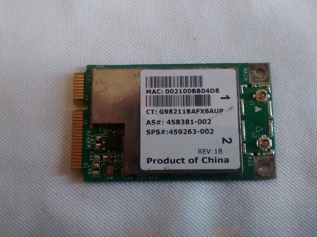 Tarjeta De Red Inalámbrica Broadcom Bcm94312mcg - $ 100 00