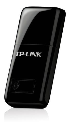 tarjeta de red inalámbrica wifi usb tp-link tl-wn823n 300mbps para pc, laptop, mac y linux