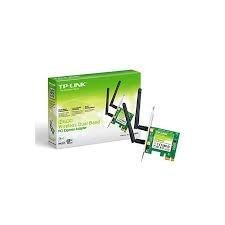 tarjeta de red pci inalámbrico de banda dual n600 tl-wdn3800
