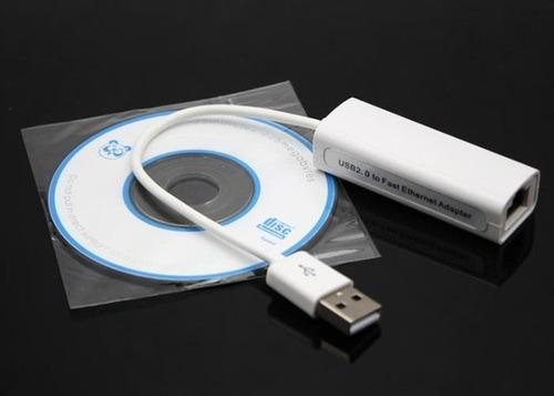 tarjeta de red usb a lan rj45 compatible windows 8 internet