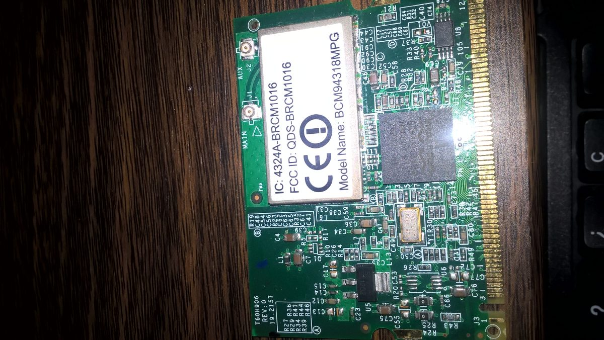HP BROADCOM 54G WINDOWS 8 DRIVER