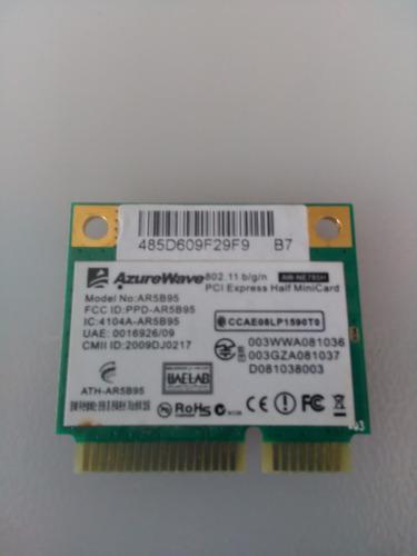 tarjeta de red wifi ar5b95