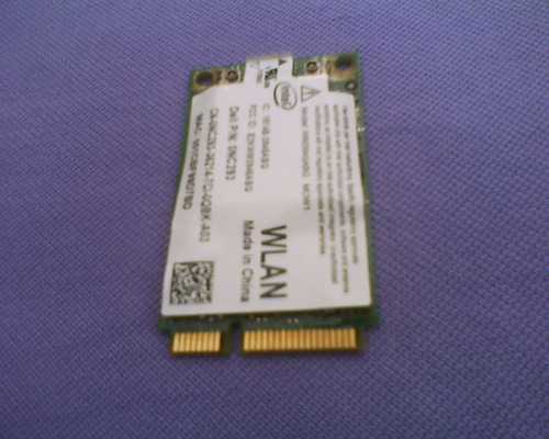 tarjeta de red wifi inalambrica dell vastro 1500