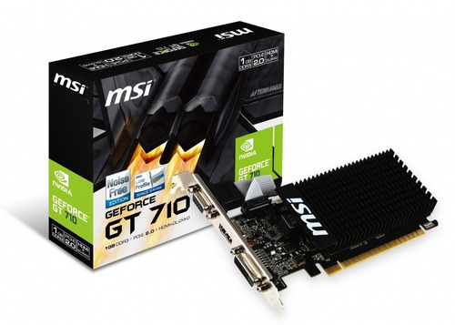 tarjeta de vídeo 2gb ddr3 64 bit msi nvidia geforce