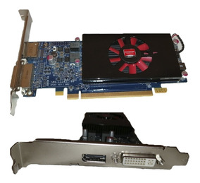 NEW Dell AMD Radeon HD 6670 1GB 218-Bit PCI-e x16 DisplayPort VGA DVI Video Card