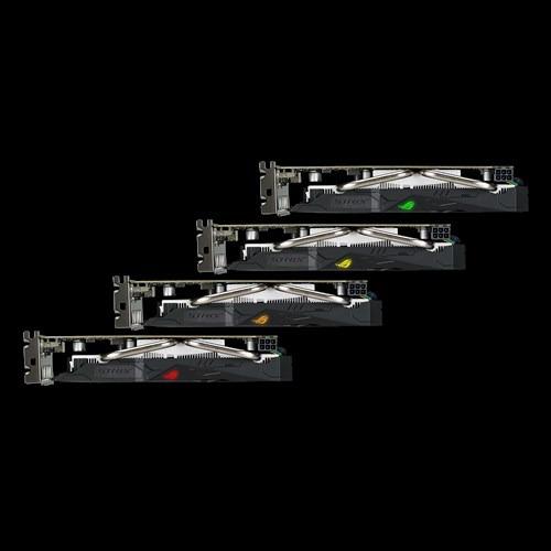 tarjeta de video asus amd radeon rx 560, 4gb gddr5 128-bit,