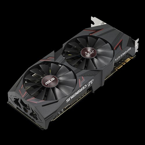 tarjeta de video asus cerberus nvidia geforce gtx 1070 ti, 8