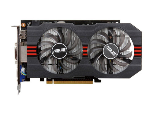 tarjeta de video asus nvidia gforce gtx 750ti 2gb ddr5
