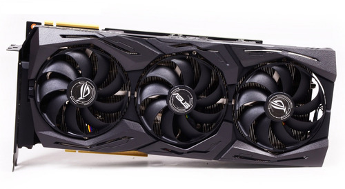 tarjeta de video asus rog strix geforce rtx  2080 ti oc edi