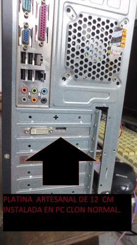 tarjeta de video ati 6450 1gb platina corta + salida hdmi