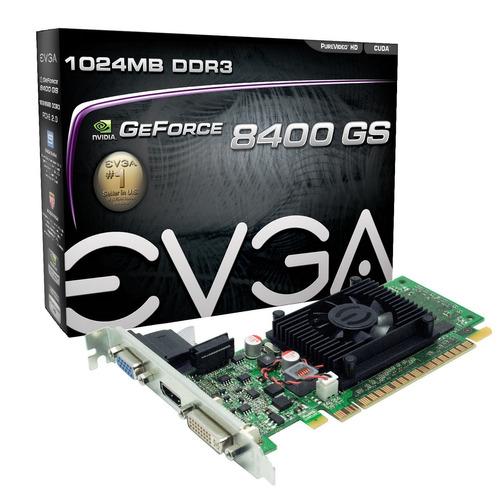 tarjeta de video evga 8400gs 1gb ddr3