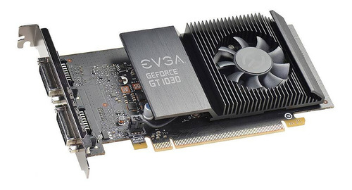 tarjeta de video evga geforce gt 1030 sc, 2gb gddr5