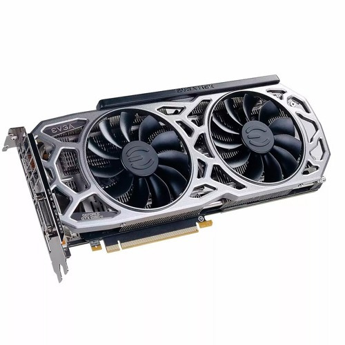 tarjeta de vídeo evga geforce gtx 1080 ti icx gaming, 11g