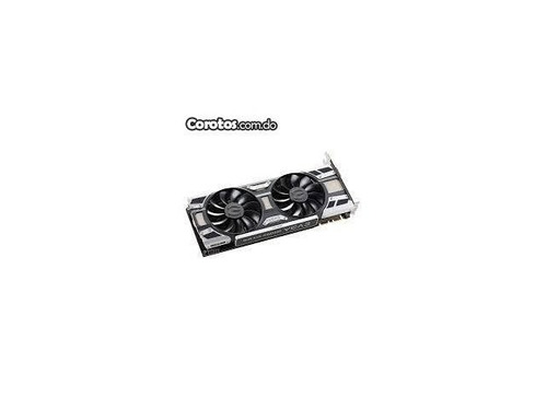 tarjeta de video evga geforce gtx1070 gaming 8gb