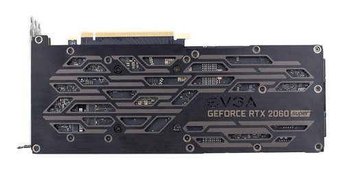 tarjeta de video evga geforce rtx 2060 super xc ultra, 8gb