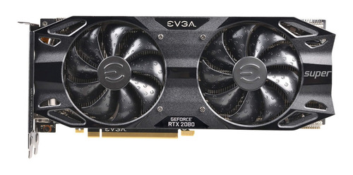 tarjeta de video evga geforce rtx 2080 super black gaming
