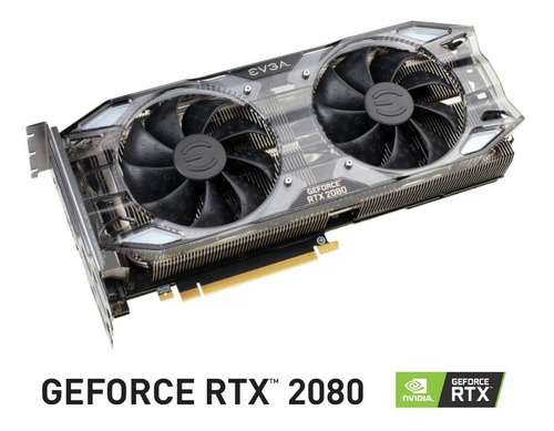 tarjeta de video evga geforce rtx 2080 xc ultra gaming ddr6