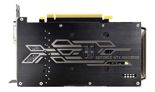 tarjeta de vídeo - evga gtx 1660 super sc ultra gaming 6gb