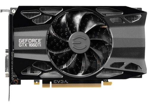 tarjeta de video evga gtx1660ti 6gb ddr6 xc gtx diginet