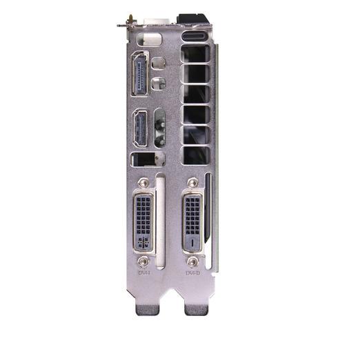 tarjeta de video evga, nvidia geforce gtx 970ftw, 4gb gddr5