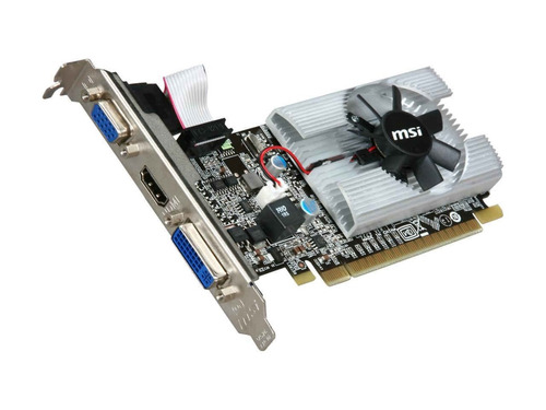 tarjeta de video gforce 210 1gb ddr3 msi pcie hdmi