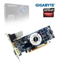 tarjeta de video gigabyte amd radeon r5 230, 1gb ddr3 64-bit