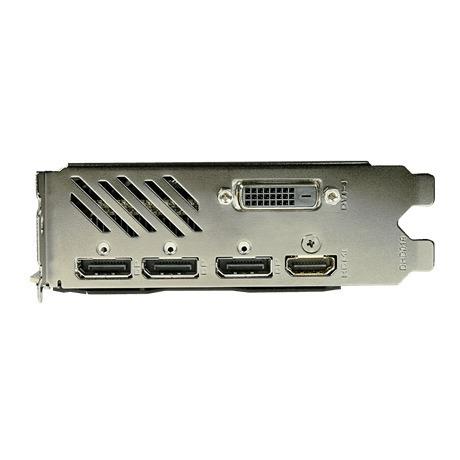 tarjeta de video gigabyte amd radeon rx 580 gaming, 4gb gddr