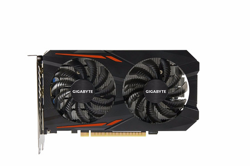 tarjeta de video gigabyte geforce gtx 1050